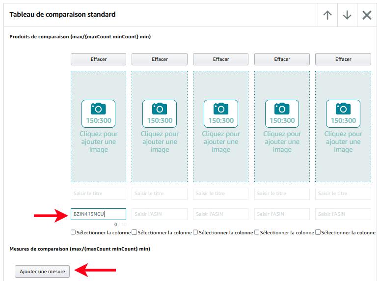 Comment ajouter des liens ASIN sur une page contenu A+ d'Amazon Seller marketplace - par GDMarket